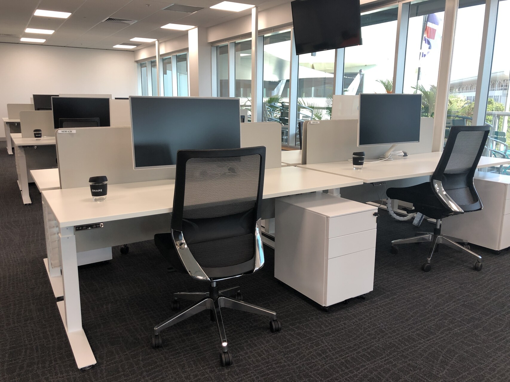 IMG_20190920_160446 table desk with chairs and drawers office furniture suppliers darwin
