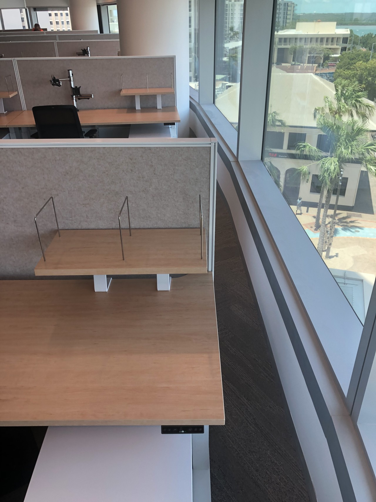 IMG_20190218_133435 office furniture desk with file organizer box australia