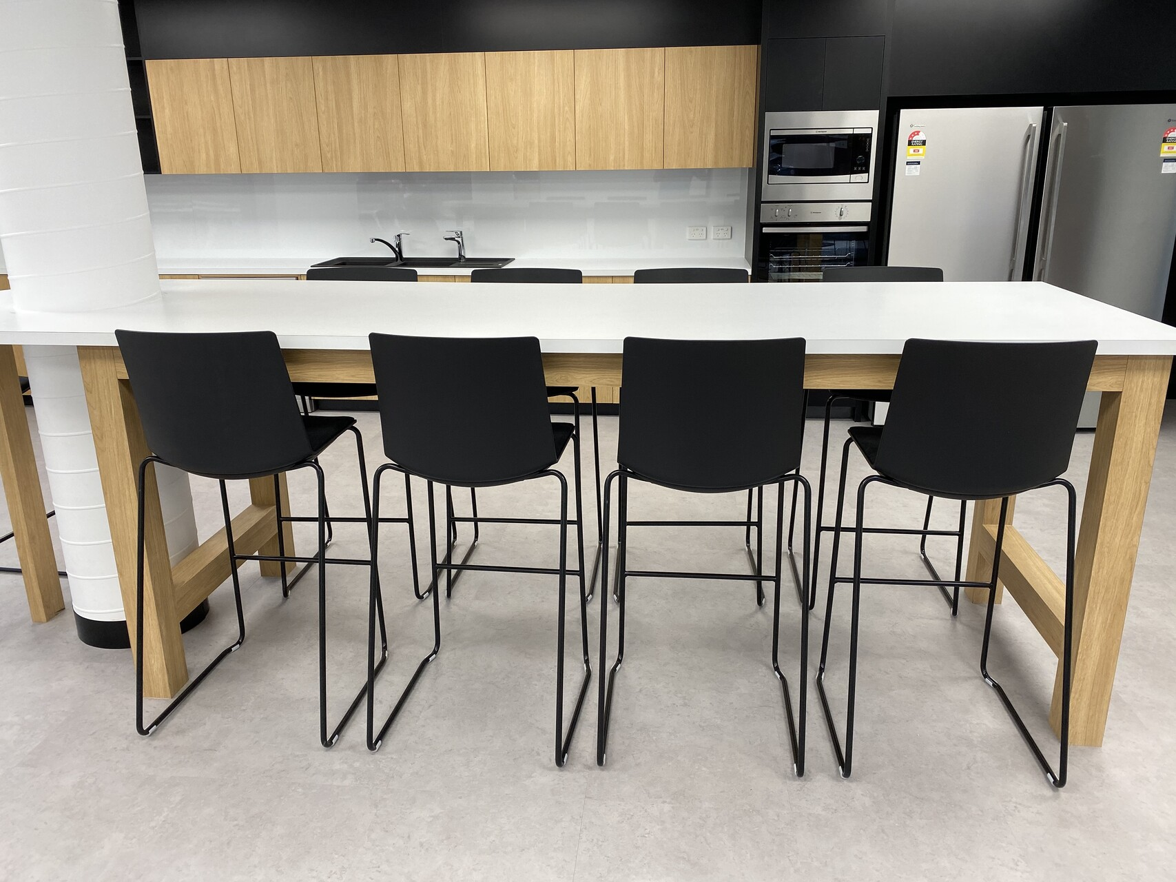 IMG_20191119_123109 kitchen dining table and chairs home office furniture darwin